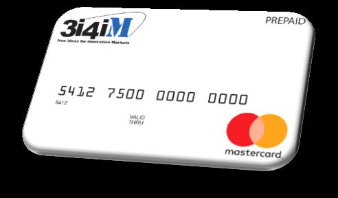 Perché avere una carta di credito prepagata 3i4iM.