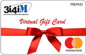 "Gift Prepagata da ""€ 125,00""  MASTERCARD Virtuale"